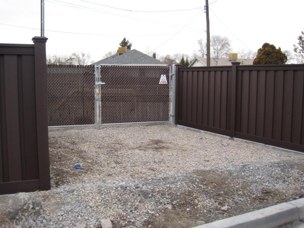 D Fence Builders Composite Fencing